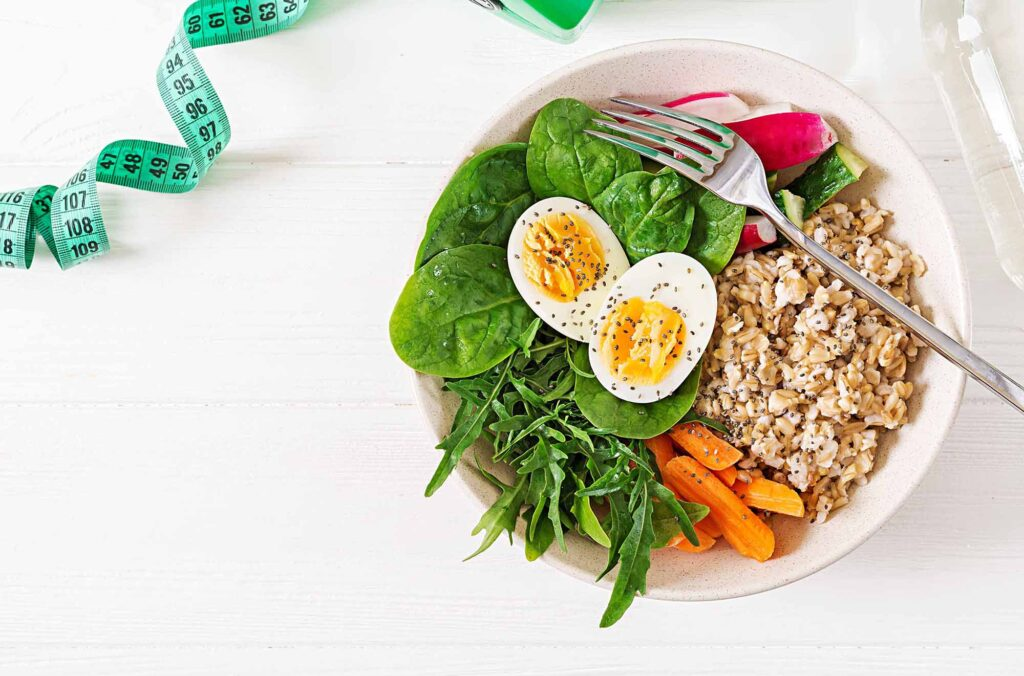 Stomach food diet image
