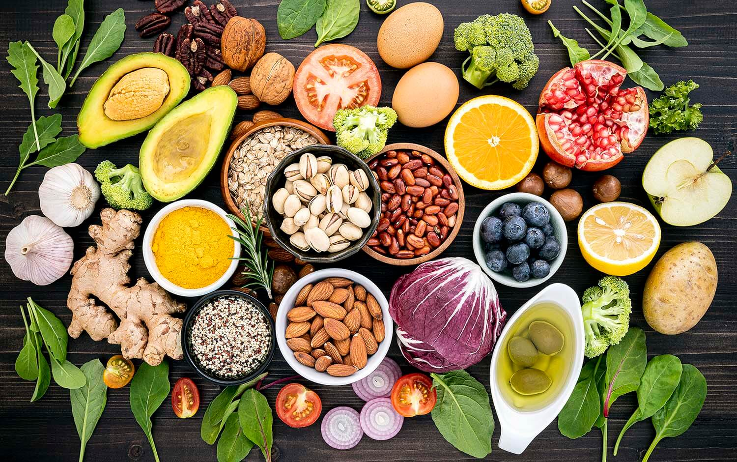 Delicious Ways to Reduce Cholesterol without Drugs image