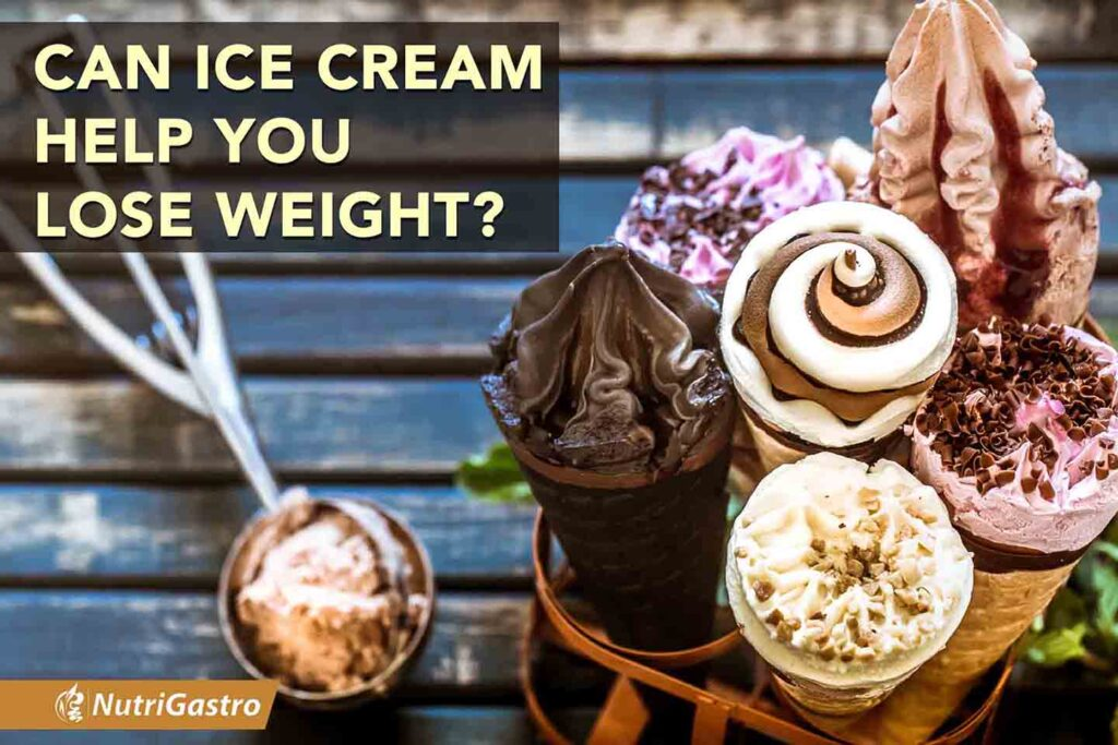 Can ice cream help you lose weight